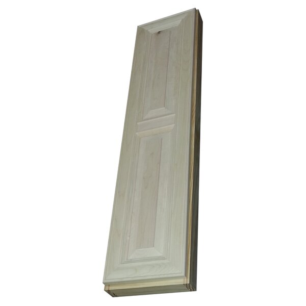 Andrew Series 11 W x 42 H Wall Mounted Cabinet by WG Wood Products