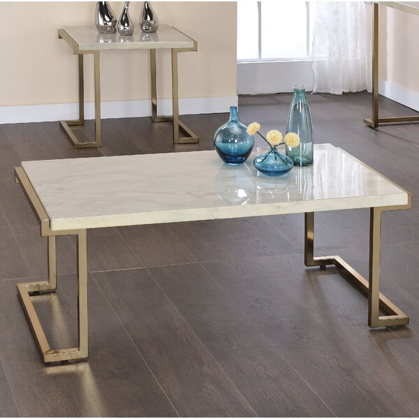 Belby Frame Coffee Table by Mercer41 Mercer41