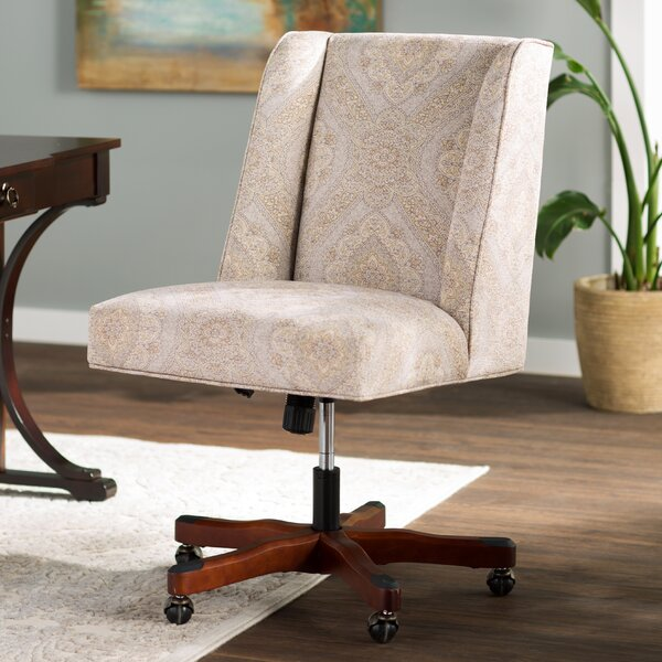 Alice Mid-Back Desk Chair by Three Posts