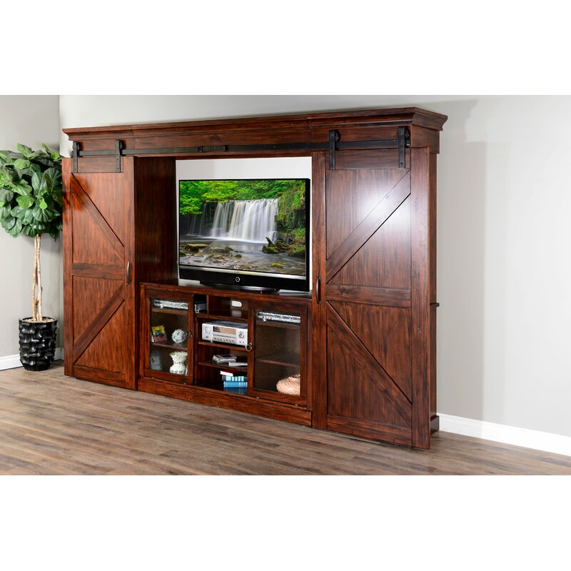 Loon Peak Trumann Entertainment Center for TVs up to 65 inches