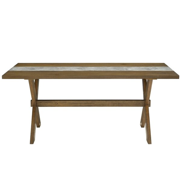Veazey Dining Table by Gracie Oaks