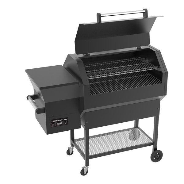 Wood Pellet Grill by Lone Star Chef