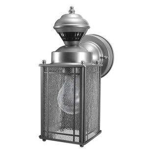Order Nordmeyer 1-Light Outdoor Wall Lantern By Alcott Hill