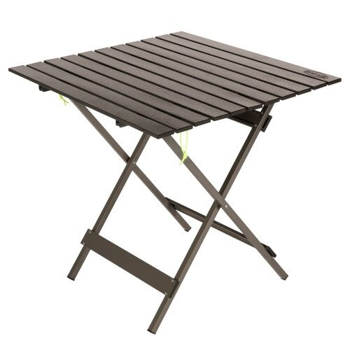 Tabor Folding Aluminum Side Table by Freeport Park
