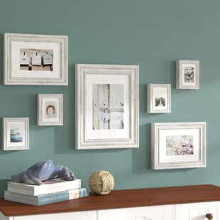 Clemence 7 Piece Mixed Profile Picture Frame Set