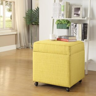 Reviews Michael Storage Ottoman By Inspired Home Co.