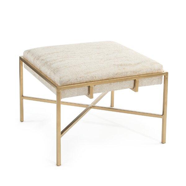 Upholstery Ottoman By John-Richard Today Sale Only