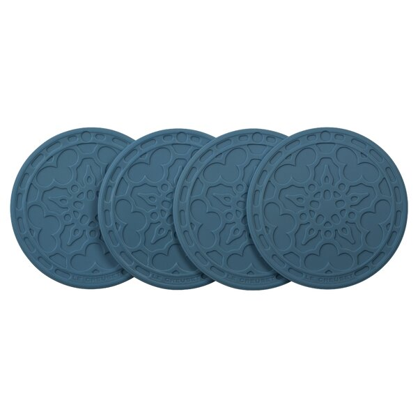 French Coaster (Set of 4) by Le Creuset