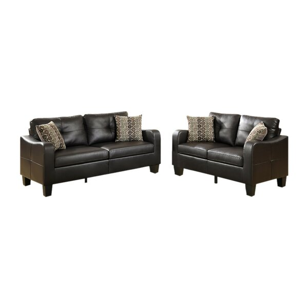 Lafrance 2 Piece Living Room Set by Alcott Hill
