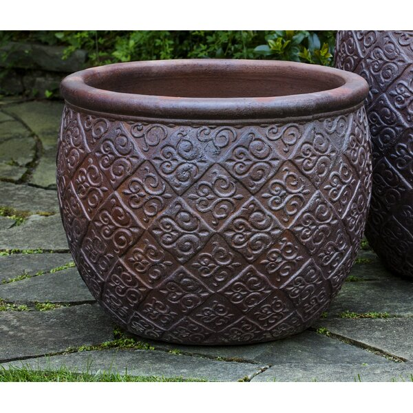 Januario Terracotta Pot Planter Set by One Allium Way