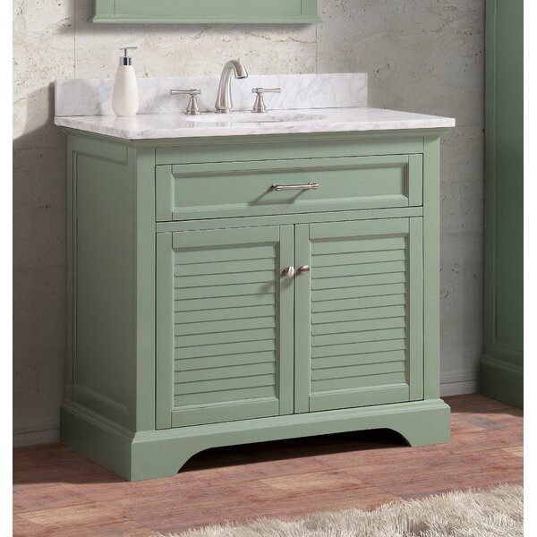 Hattie 36 Single Bathroom Vanity Set by Mistana
