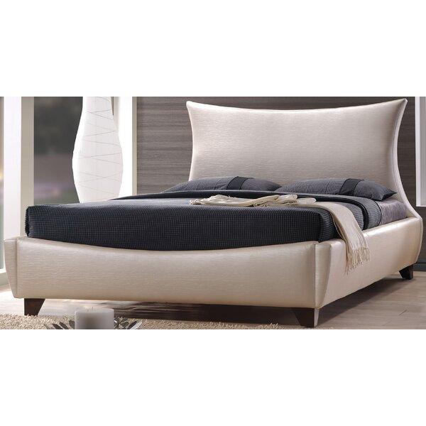 Tedrow Upholstered Platform Bed by Mercer41