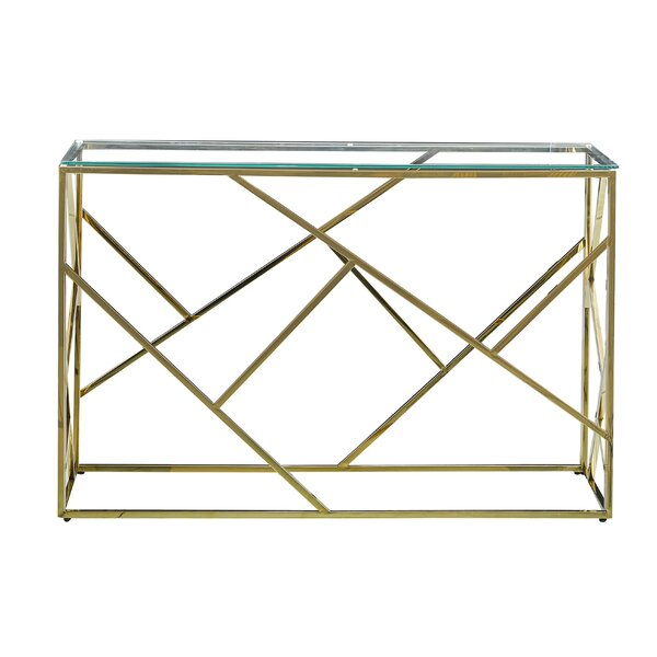 Wynonna Console Table by Wrought Studio Wrought Studio