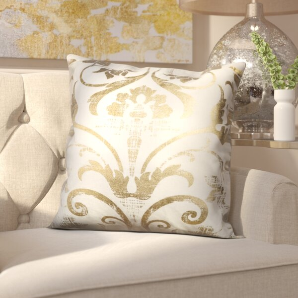 Zeller Throw Pillow by House of Hampton