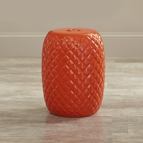 Ceramic Garden Stool by Corrigan Studio Corrigan Studio