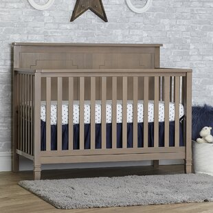 Asher 4-in-1 Convertible Crib By Suite Bebe