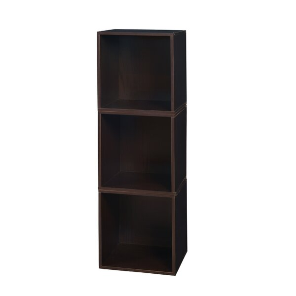 Castillo Cube Unit Bookcase (Set of 3) by Rebrilliant