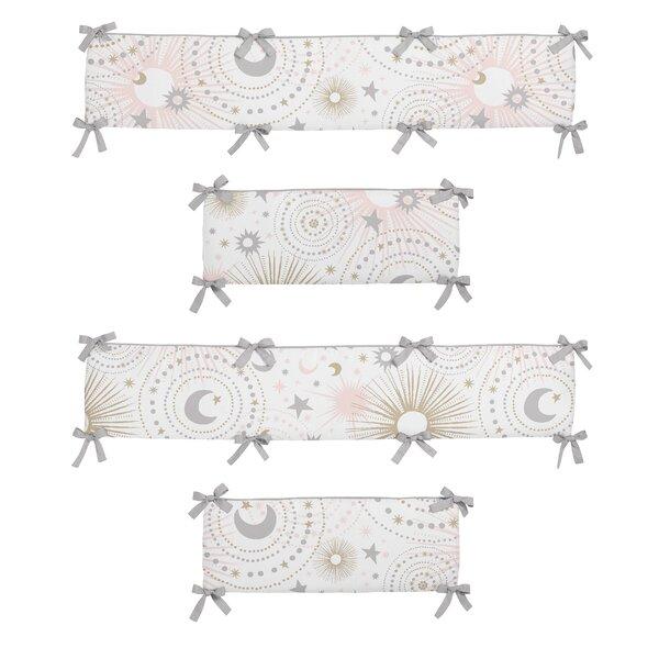 Celestial Crib Bumper by Sweet Jojo Designs