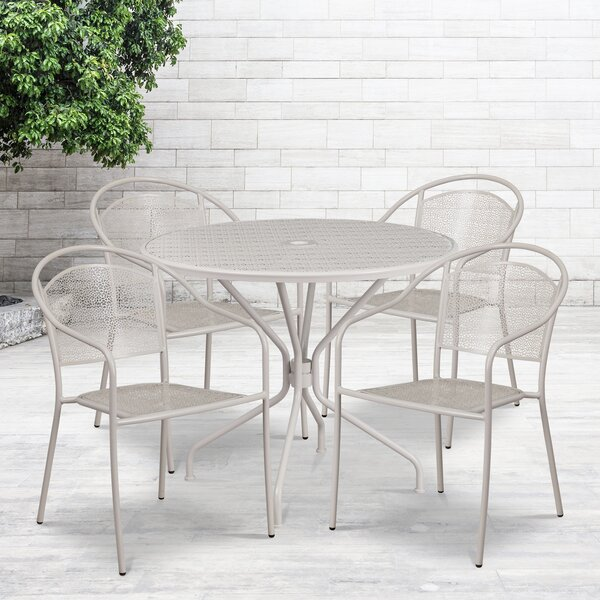 Hoyt 5 Piece Dining Set By Zipcode Design by Zipcode Design Today Only Sale