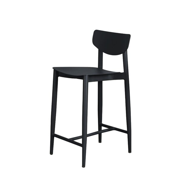 Ally 23.5'' Bar Stool by m.a.d. Furniture