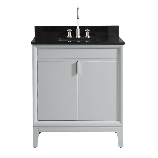 Schlesinger 31 Single Bathroom Vanity Set by Orren Ellis