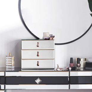 Shop For Mirrored Glass Jewelry Box By Mercer41