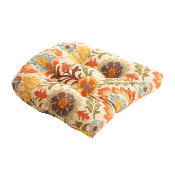 Rockhill Indoor/Outdoor Chair Cushion by Alcott Hill