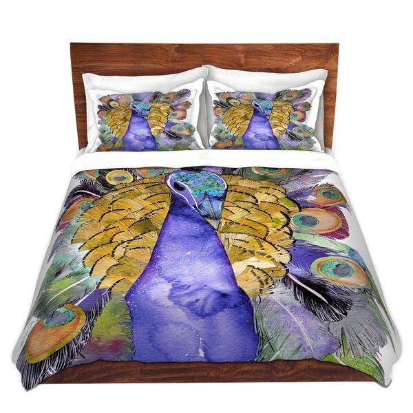 Peacock Duvet Cover Set
