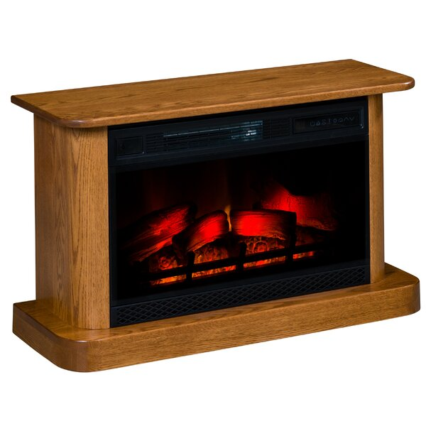Azra LED Electric Fireplace By Latitude Run