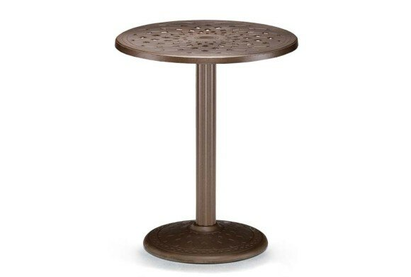 Cast 30 Round BistroTable by Telescope Casual