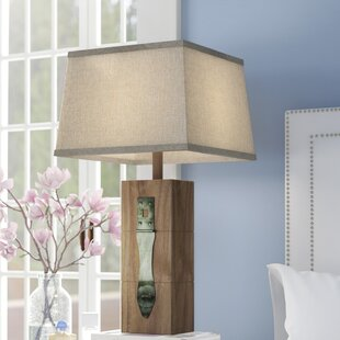 Reviews Nelms 30 Table Lamp By World Menagerie
