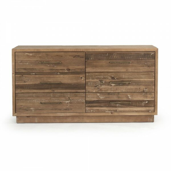 Braeden 6 Drawer Double Dresser by Foundry Select