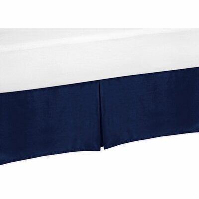 Stripe Toddler Bed Skirt by Sweet Jojo Designs