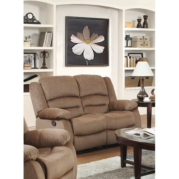Dedmond Reclining Loveseat By Winston Porter Best Choices