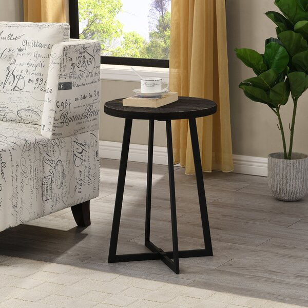 Lyon Frame End Table By Foundry Select