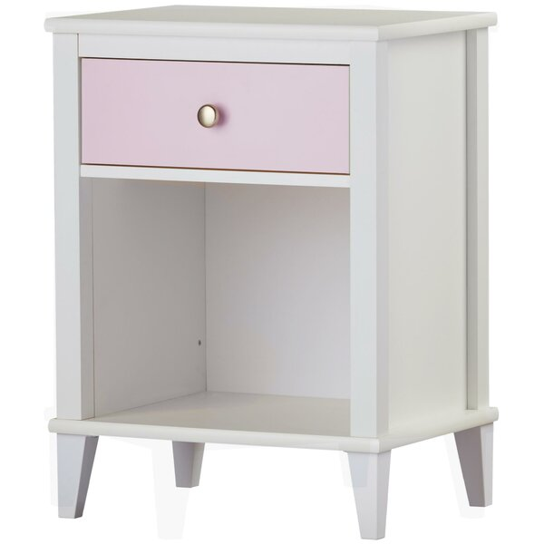 Monarch Hill Poppy 1 Drawer Nightstand by Little Seeds