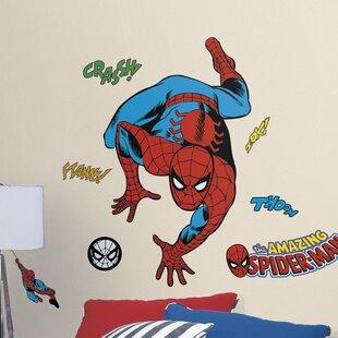 Superheroes & Villains Wall Decals You\'ll Love | Wayfair