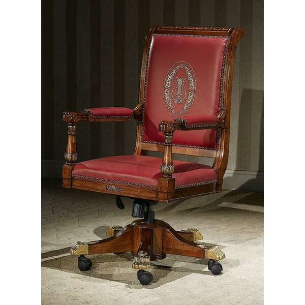 Pleasing Orpheus Executive Chair By Astoria Grand Evergreenethics Interior Chair Design Evergreenethicsorg
