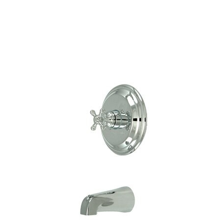 Metropolitan Single Handle Wall Mounted Tub Spout By Elements Of Design