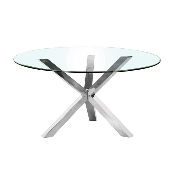 Arche Sleek Dining Table by Orren Ellis