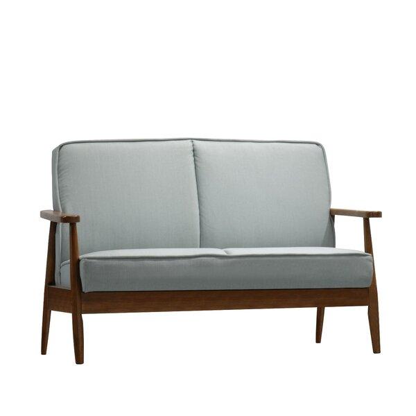 Oslo Loveseat by Kaleidoscope Furniture