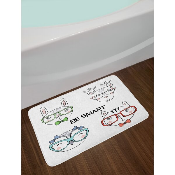 Set Quote Bath Rug by East Urban Home