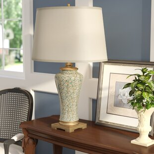 Surfwood Clic Ginger Jar 35 Table Lamp