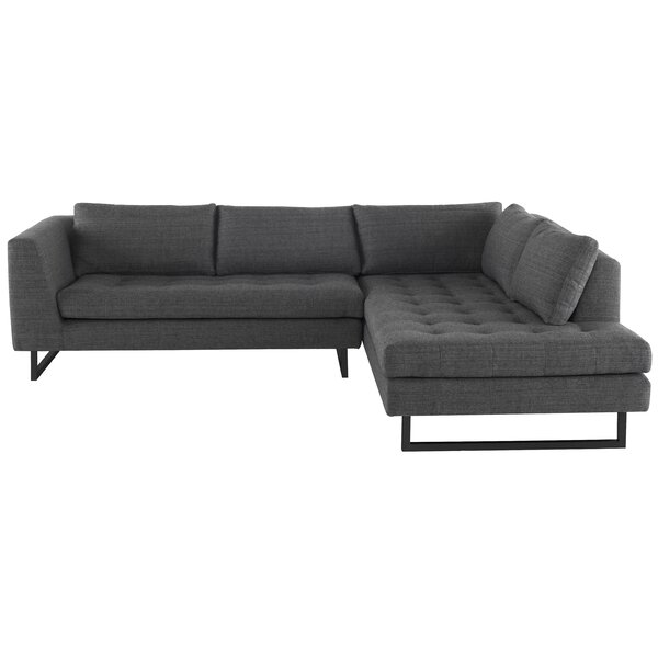 Janis Sectional By Nuevo