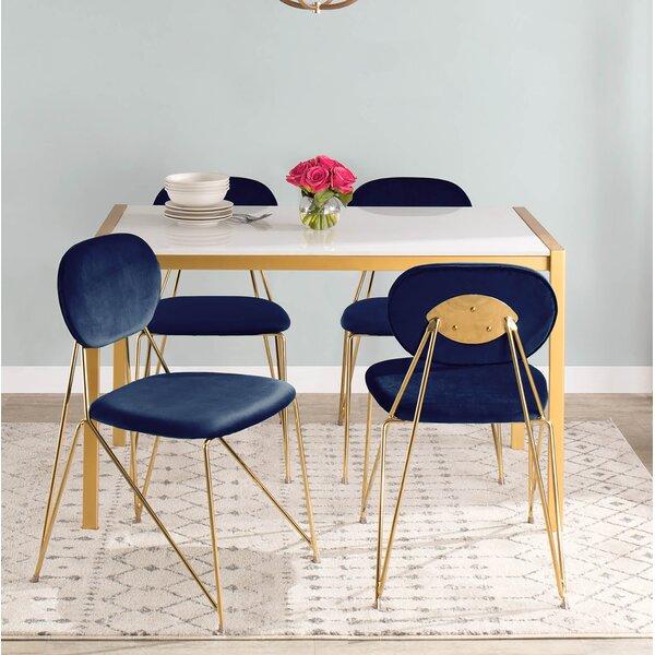 Danton Upholstered Dining Chair (Set of 2) by Mercer41