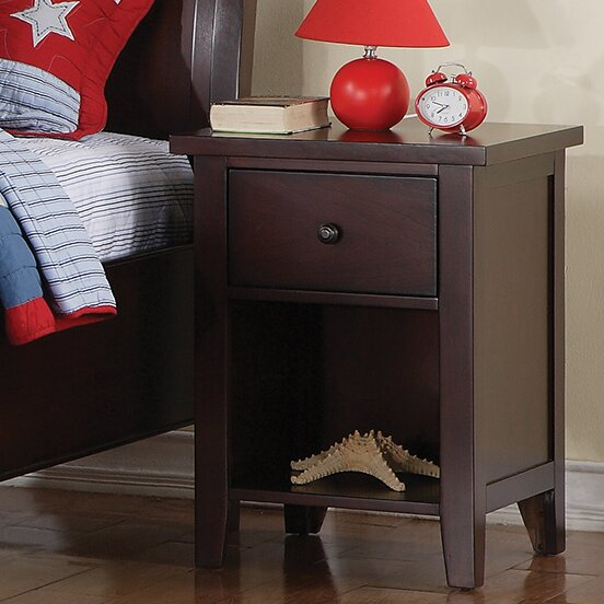 Blackwell 1 Drawer Nightstand by Alcott Hill
