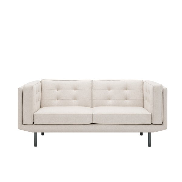 Plateau Fibre Filled Loveseat by EQ3
