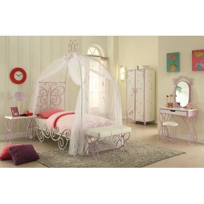 Kimes Full Canopy Bed