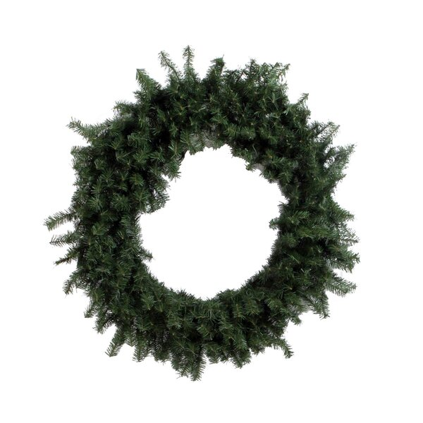 Canadian Pine Wreath by The Holiday Aisle