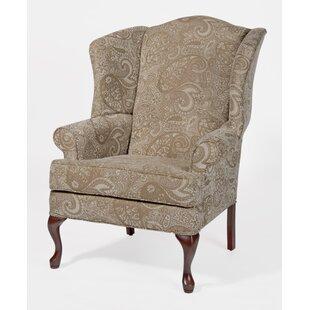Inexpensive Bayridge Wingback Chair ByFleur De Lis Living